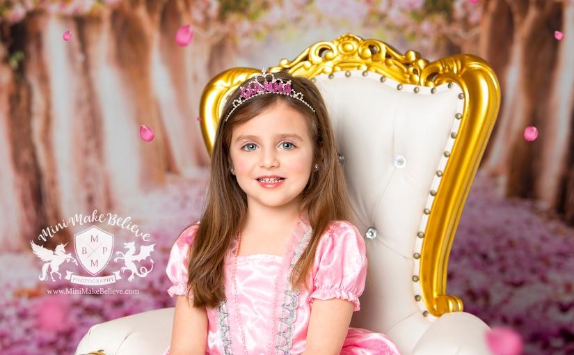 MiniMakeBelieve at the FAYLA Princess Ball2019
