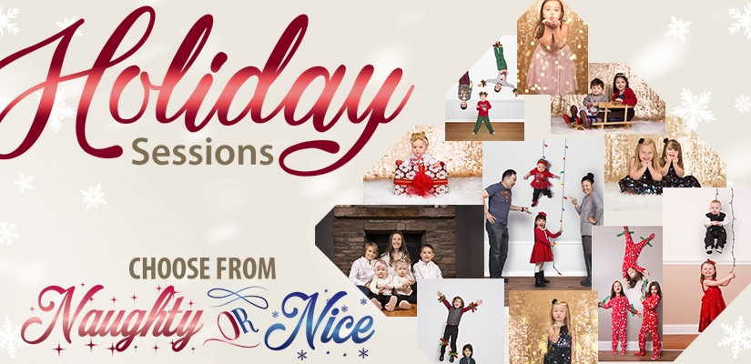2018 Holiday Sessions NowBooking